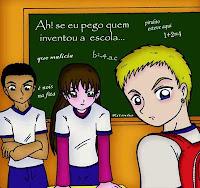 A Adolescência e a Escola