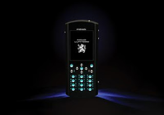 Mobiado Luminoso - The First Luxury 3G Phone