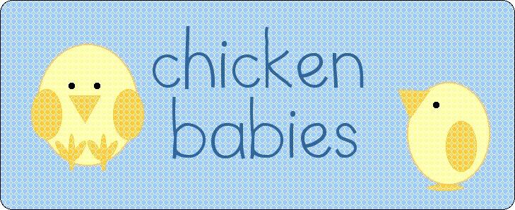 chicken babies