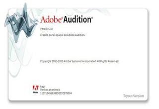 Adobe Audition 3.0 - Crack Serial