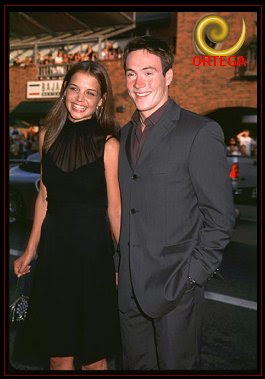 Chris Klein  Katie Holmes on Douche Chris Klein Is Or Was Katie Always Seemed Happy But I Digress