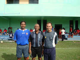 FAM Staf vs Maldives Veteran Friendly