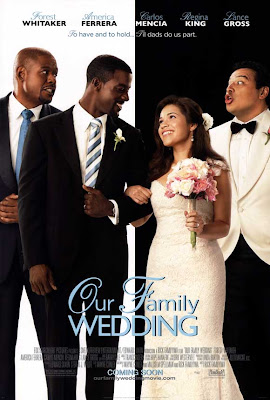 Our Family Wedding Film Poster
