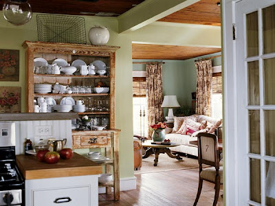 Site Blogspot  Country Cottage Living Room Furniture on Of The Dining Room Chairs Also Add Refinement To The Country Look