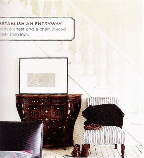 decorology: Entryway inspiration: Prepare for the influx of ...