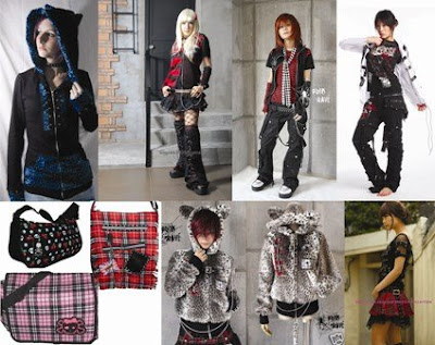Goth Fashion  on Determine When It Is Time To Hang Up Your Out Clothing And Accessories