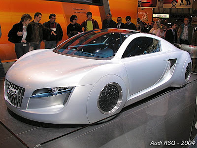 concept cars wallpapers. Audi RSQ Concept Car Wallpaper