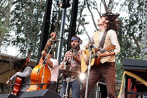 That's what the Avett Bros. manager thought the first time he saw this North Carolina band, which is both deeply rooted in Americana and on its own trip.