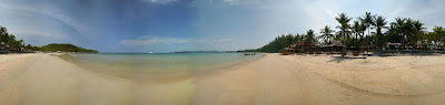 Patong Beach 360 panorama; © Peter Watts, all rights reserved.