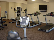 WORK OUT ROOM IN CLUB HOUSE