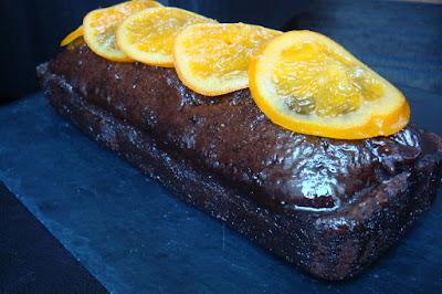 Cake chocolat orange façon Ladurée recette gouter dessert