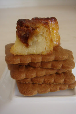 canneles au speculos