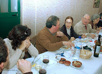 PASSEIO DE JORNALISTAS em Portel - restaurante S. Pedro