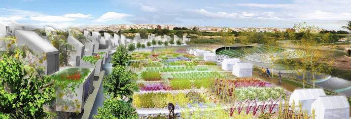 Urbanizaciones del futuro