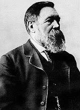 FEDERICO ENGELS: Pensador y dirigente socialista alemán (Barmen, Renania, 1820 - Londres, 1895).