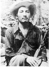 LUCIO CABAÑAS nació el 15 de mayo de 1939 en el seno de un hogar campesino.