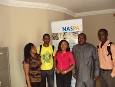 Advocacy visit to National Adaption Strategy Plan of Action (NASPA) Office
