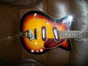 Craigslist Vintage Guitar Hunt: Framus Sportsman Electric ...