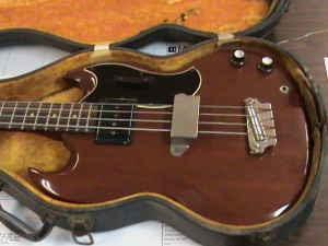 Craigslist Vintage Guitar Hunt: 1964 Gibson EB-O Bass in ...