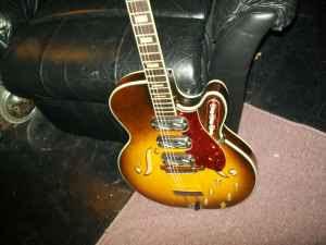 Craigslist Vintage Guitar Hunt Alert 1957 Silvertone 1429