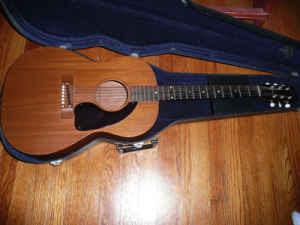 1968 Gibson B 15 Acoustic In EvanstonIL For 450
