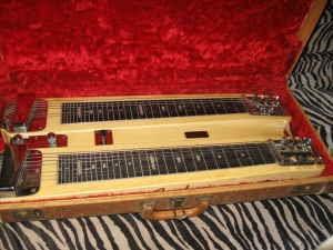 Craigslist Vintage Guitar Hunt: 50's Fender Double Lap ...