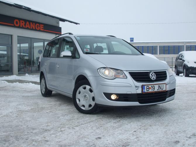Masni Second Hand Auto Parc Orange Satu Mare: Vand Volkswagen Touran - Auto Parc Orange Satu Mare