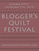 Blogger&#39;s Quilt Festival!