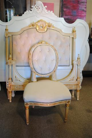 Luis xvi silla luis xvi capitone rosa - Sillas luis xvi baratas ...