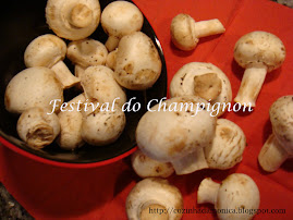 Selinho FESTIVAL DO CHAMPIGNON - blog da Monica