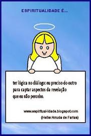 Selinho do Blog Espiritual-idade da Rosélia