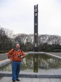 Jonathan Eller in Tokyo