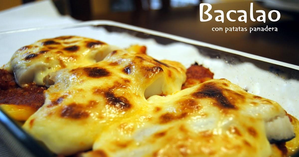 Cocina varoma bacalao con tomate y patatas panadera for Cocina bacalao con patatas