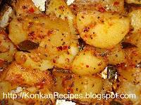 garlic potato