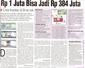 Berita Di Surat Kabar