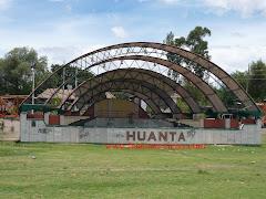 CONCHA ACUSTICA DE HUANTA