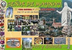 BIENVENIDOS A LA FERIA DE MAYNAY
