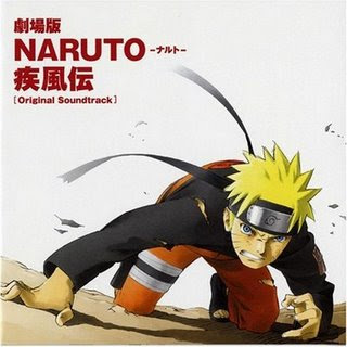 Trilha Sonora Desenho Naruto Shippuden
