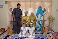 KenangaN majlis perkahwinan kakngah & abang Zahir_Aug 08