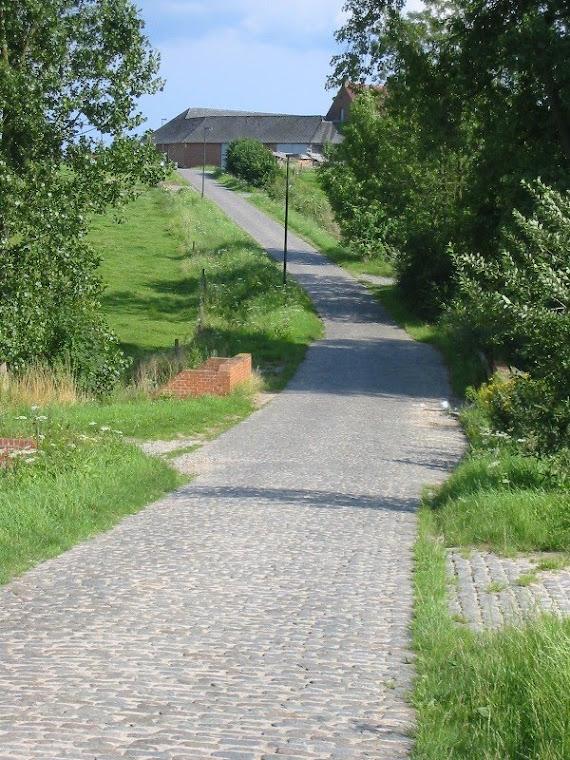 Vlaamse Ardennen tussen Oudenaarde en Mater