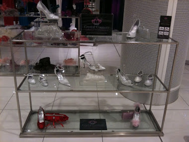 On display at House of Fraser