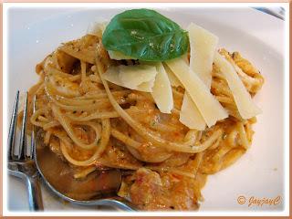 Seafood Linguine at Delicious, Dua Residency, Jalan Tun Razak Kuala Lumpur