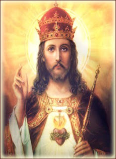 Screen shot of Jesus Christ the King