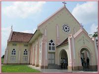 Church of the Sacred Heart in Kampar, Perak