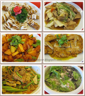 Delicious dishes at Restaurant Public, Kota Tinggi in Johore