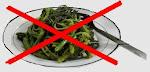 Κουτόχορτο δεν τρώμε πια !  Οσο καλομαγειρεμένο και να είναι !!