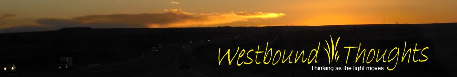 Westbound Thoughts