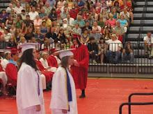 Fuzz's Graduation