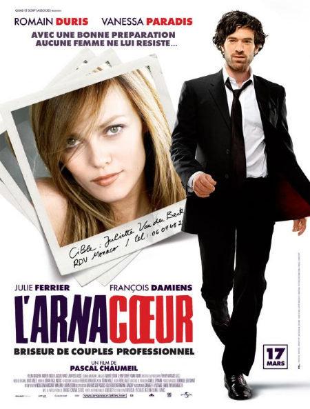 L'Arnacoeur : Vous reprendrez bien un peu Duris? dans Rattrapage L-Arnacoeur-affiche