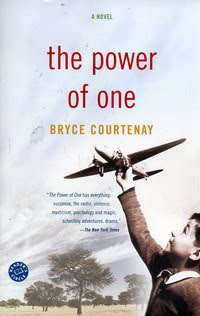 Bookmark that Book: The Power of One – Bryce Courtenay ------ 4 STARS